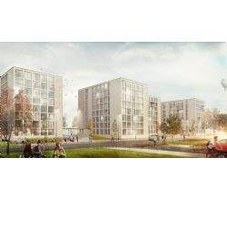 Bremen Technology Park: Savills advises on sale of micro-apartments and student apartments to Catella