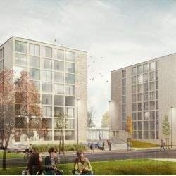 Technologiepark Bremen: Savills vermittelt Mikro- und Studentenapartments an Catella