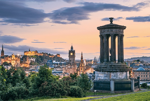 New residential research reveals a burgeoning million pound market in Scotland
