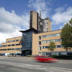 Seacourt Tower in Oxford fully let following flurry of lettings