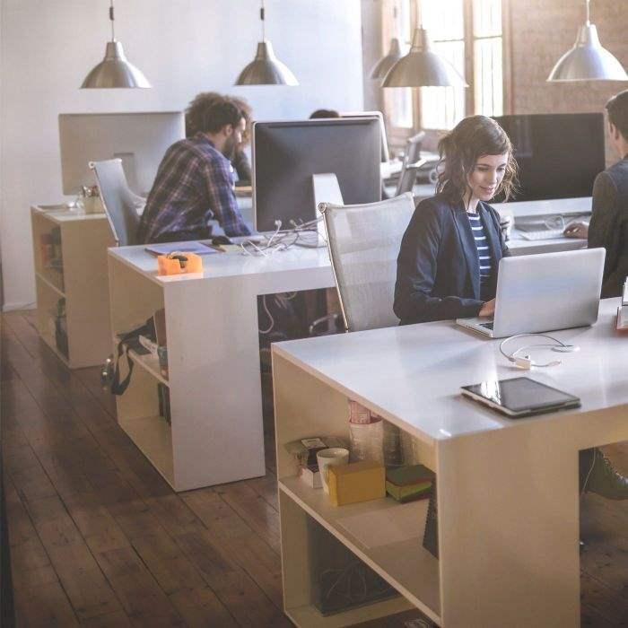 Meer dan 20% van de kantooropname in Birmingham, Brussel en Dublin betreft flexibele kantoorruimte