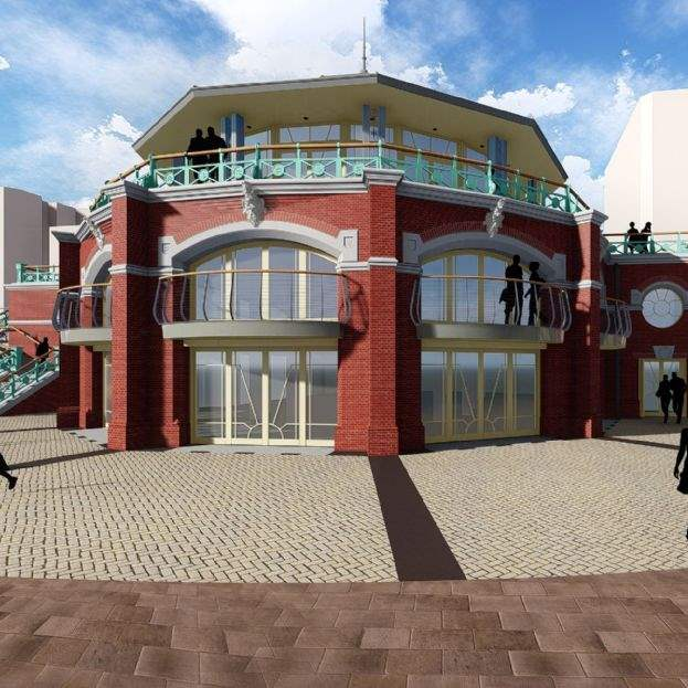 Iconic Shelter Hall on Brighton seafront comes to market