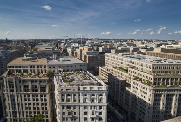 Freedom Forum Selects Savills to Lead Search for Short-term D.C. Office Space