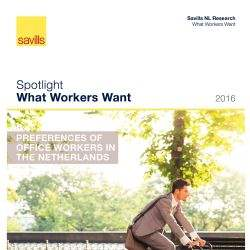 Savills reveals What Workers Want