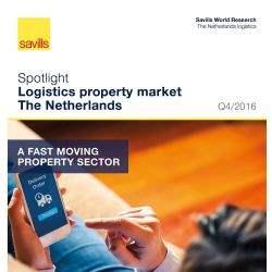 Savills voorziet verdere groei in de logistieke sector