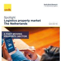 Savills foresees further growth in the Dutch logistics property market