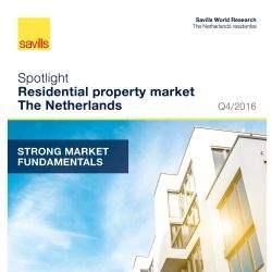 Savills verwacht dat het woningbeleggingsvolume de € 2,8 miljard van vorig jaar zal overtreffen