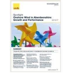 Innovative onshore wind research launched by Savills