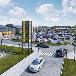 Biedronka in Stalchemia Retail Park