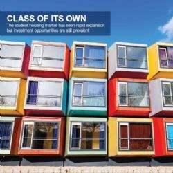 Käufer studentischer Wohnimmobilien verlagern ihren Anlagefokus nach Kontinentaleuropa