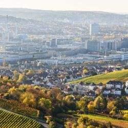 Gewerbeinvestmentmarkt Stuttgart Q1-Q3 2017