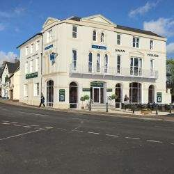Savills appointed to enhance flavour of former Swan Hotel, Abergavenny