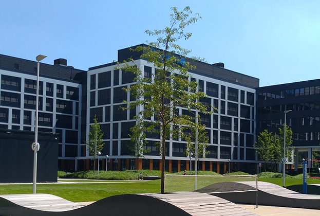 Savills wins property management of Wrocław Business Garden