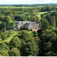 Blair Castle, Ayrshire, comes to the market for the first time in 900 years