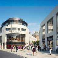 Prime new retail space available at The Brewery Quarter, Cheltenham