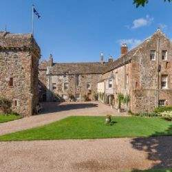 The royal stopover that is one of Scotland's oldest castles is for sale with Savills