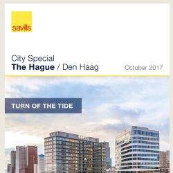 The Hague appeal set to continue as investors look outside Amsterdam, Savills
