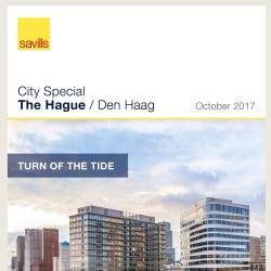Savills ziet toenemende aantrekkingskracht Den Haag