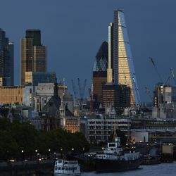 Hong Kong-listed CC Land buys the Cheesegrater, London