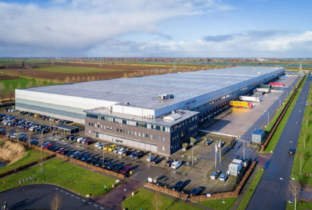 Savills advises on sale of 60,000 sq m warehouse in Waalwijk, The Netherlands