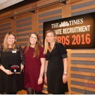 Savills spends a decade at the top as it retains Times Graduate Employer of Choice