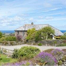 Coastal complex of eight holiday cottages in Tintagel, Cornwall sold