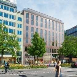 Savills vinner nytt förvaltningsuppdrag för Union Investment i Stockholm