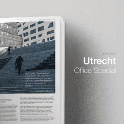 Utrecht office stock will expand significantly over the coming years, in contrast to other Dutch cities