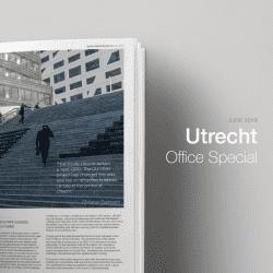 Utrechtse Kantorenvoorraad groeit de komende jaren fors, in tegenstelling tot andere steden