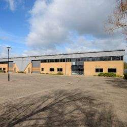 Double deal at Venture Park as estate is fully let following refurbishment