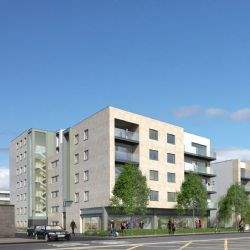 North Dublin site with planning for 358 apartments on the market for €18m