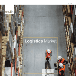 Dutch logistics sector sees record year for take up & investment in 2017