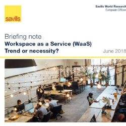 More than 20% of office space take-up in Birmingham, Brussels and Dublin now flexible workspace – Savills