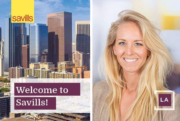 Savills Adds Workplace Strategy Expert in Los Angeles