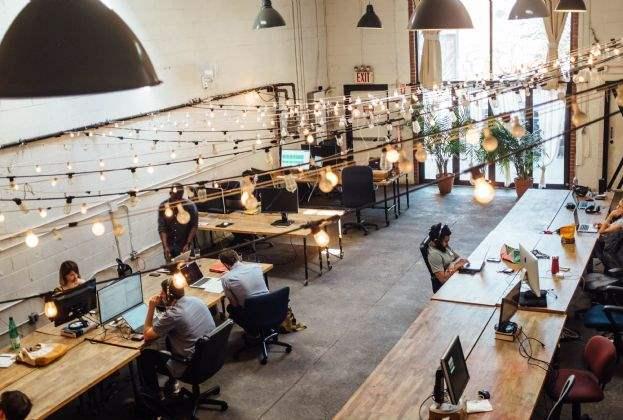 El coworking crece un 20% en Europa y acapara el 9,9% de la absorción de superficie de oficinas en 2018