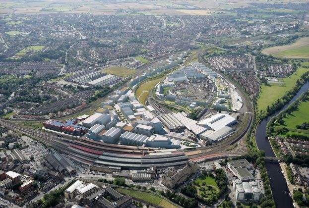 York Central makes milestone planning application