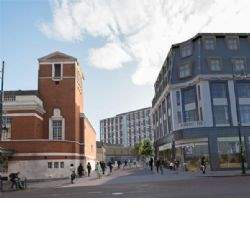 Muse appoints Savills at Brixton New Town Hall